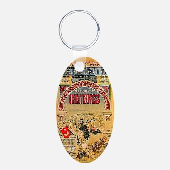 Orient Express Keychains