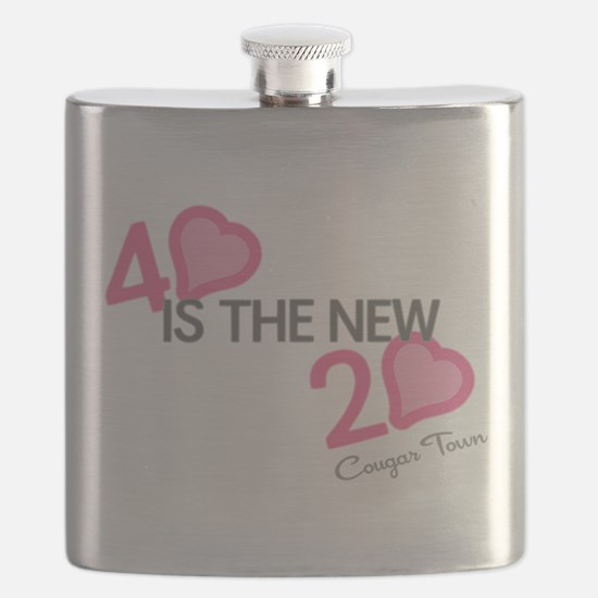 Heart 40 is the new 20.png Flask