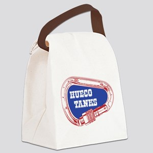 Hueco Tanks Climbing Carabiner Canvas Lunch Bag
