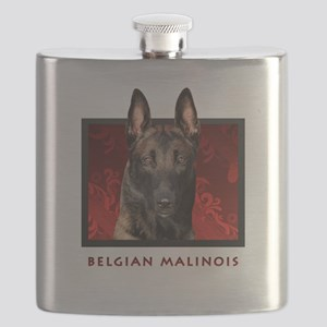 10-redblock Flask