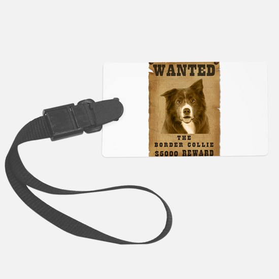 20-Wanted _V2.png Luggage Tag