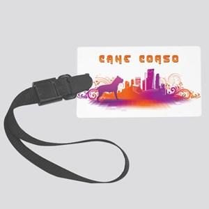 16-citydog Large Luggage Tag