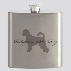 19-greysilhouette2 Flask