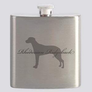 22-greysilhouette2 Flask