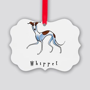 illustrated Picture Ornament