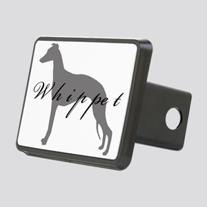 25-greysilhouette2 Rectangular Hitch Cover