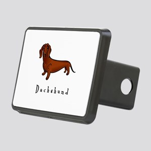 illustrated Rectangular Hitch Cover