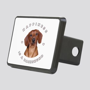 6-happiness Rectangular Hitch Cover