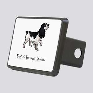 3-illustrated Rectangular Hitch Cover