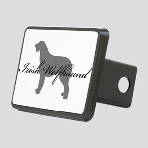 13-greysilhouette2 Rectangular Hitch Cover