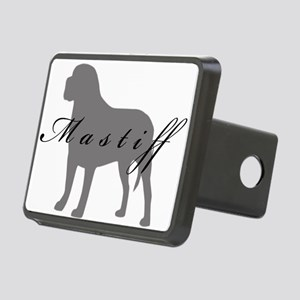 3-greysilhouette2 Rectangular Hitch Cover