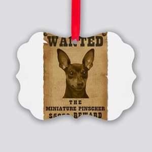 8-Wanted _V2.png Picture Ornament