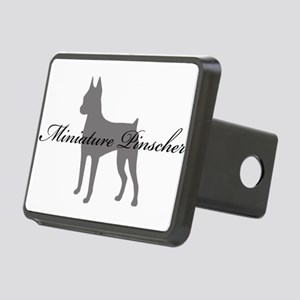 5-greysilhouette2 Rectangular Hitch Cover