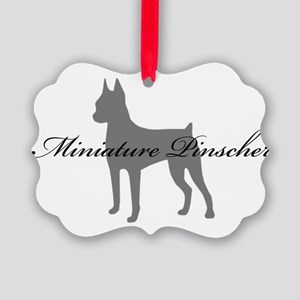 5-greysilhouette2.png Picture Ornament