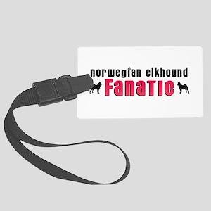 10-fanatic Large Luggage Tag