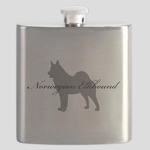 10-greysilhouette2 Flask