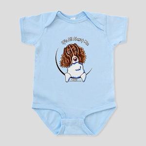 Springer Spaniel IAAM Infant Bodysuit