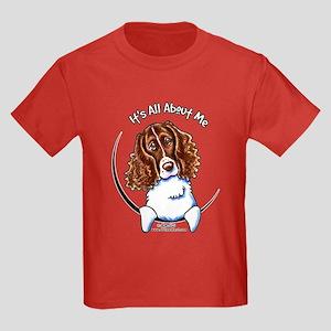 Springer Spaniel IAAM Kids Dark T-Shirt