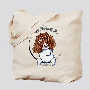 Springer Spaniel IAAM Tote Bag