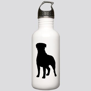Rottweiler Stainless Water Bottle 1.0L