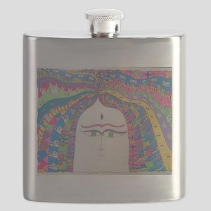 My Spirit Grows Flask