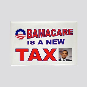 OBAMACARE TAX Rectangle Magnet