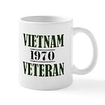VIETNAM VETERAN 70 Mug
