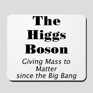 The Higgs Boson Mousepad