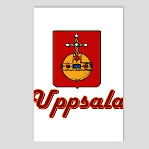 Uppsala Postcards (Package of 8)