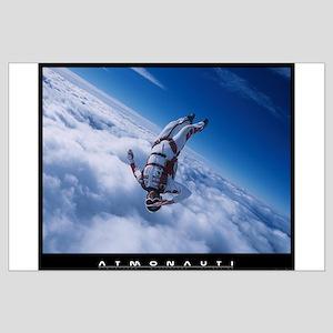 Atmonauti Collection - #5 Large Poster