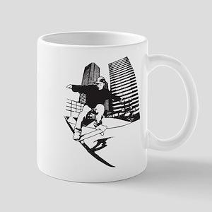 Skateboarding Skateboarder Mug