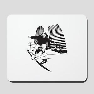 Skateboarding Skateboarder Mousepad