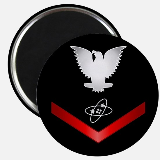 Navy PO3 Electronics Technician Magnet