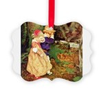 Babes In The Wood Picture Ornament