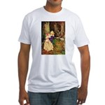 Babes In The Wood Fitted T-Shirt