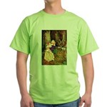 Babes In The Wood Green T-Shirt
