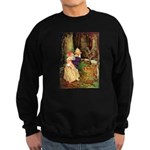 Babes In The Wood Sweatshirt (dark)