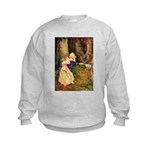 Babes In The Wood Kids Sweatshirt