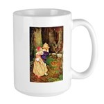 Babes In The Wood Large Mug