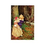 Babes In The Wood Rectangle Magnet (100 pack)