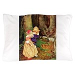 Babes In The Wood Pillow Case