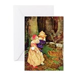 Babes In The Wood Greeting Cards (Pk of 20)
