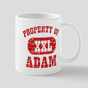 Property Of Adam Mug