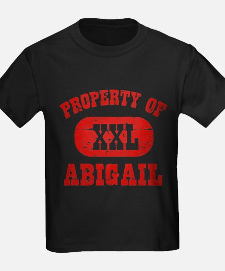 Property Of Abigail T