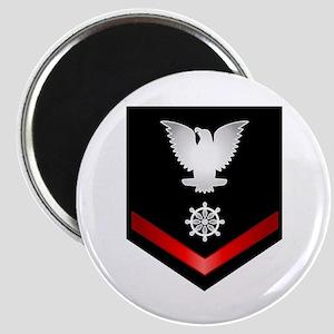 Navy PO3 Quartermaster Magnet