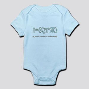 QT pi baby boy Infant Bodysuit