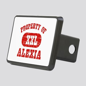 Property Of Alexia Rectangular Hitch Cover