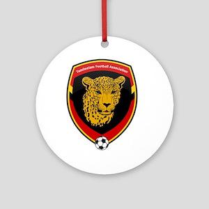Tamileelam Football association Ornament (Round)