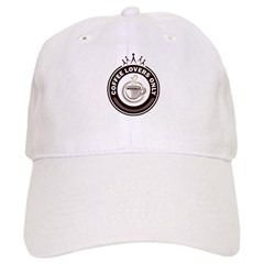 CoffeeLoversOnly Baseball Cap