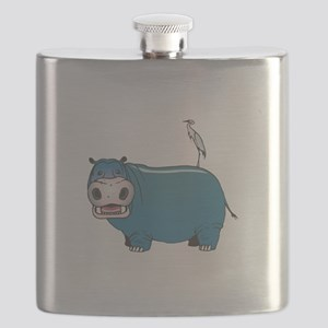 hippo and crane copy Flask